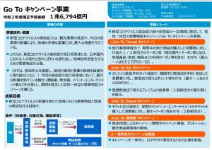 「Go To Travel キャンペーン(仮)」で国内旅行が最大半額!?
