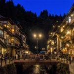 オーダーメイド国内旅行,銀山温泉,藤屋,天童荘