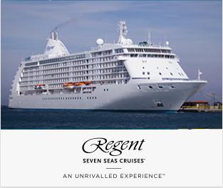 リージェントは寄港地観光・食事・アルコールすべてを含む最高のラグジュアリー船